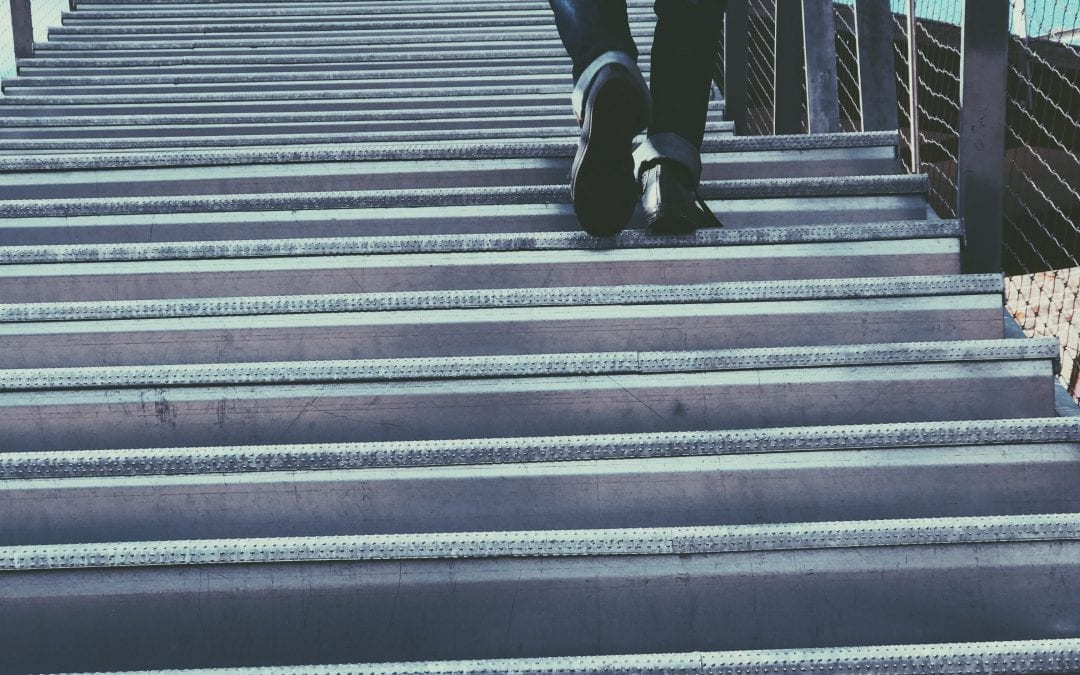My Stairway to Success…A Path for Fellow Coaches